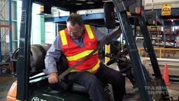 Forklift (Gas)