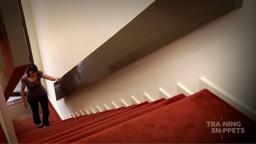 Using Stairs