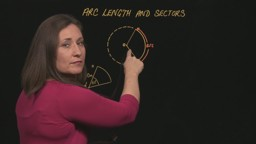 Arc Length and Sectors