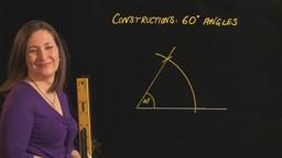 60°, 30°, 90°, 45° Angles