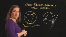 Alternate Angle Theorem