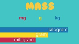Converting Metric Units: Mass