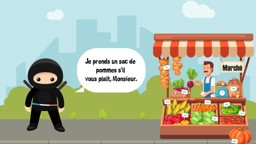 Faire les Courses (Beginners)