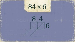 Multiplication Using the Lattice Method