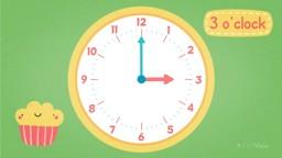Analogue Clocks: Telling Time to O'Clock