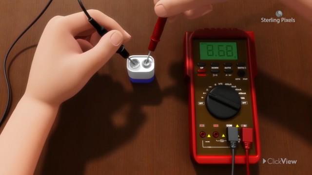 Ammeter, Voltmeter and Multimeter