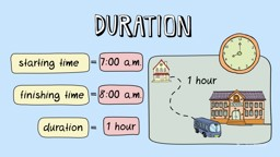 Calculating Time Duration