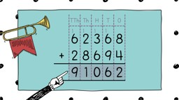 It All Adds Up: 5-Digit Addition