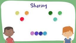 Division: Sharing and Grouping