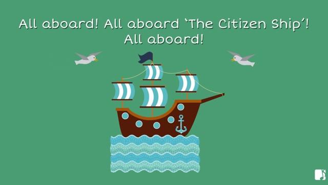The Citizen Ship