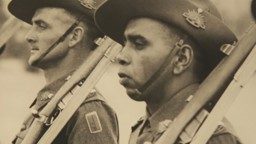 Reg Saunders: Aboriginal War Hero