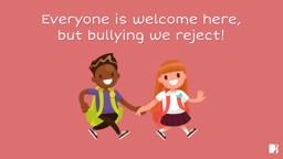Bully-Free Zone!
