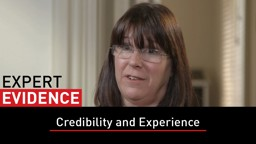 Episode 04: Credibility and Experience