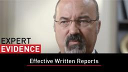 Episode 07: Effective Written Reports