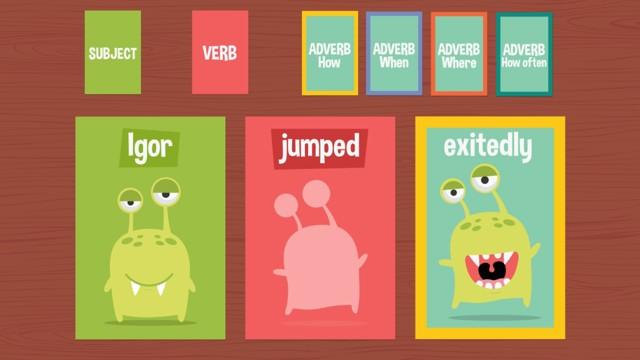 Grammar: Adverbs