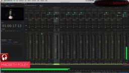 Mix: Chapter 14 - Master Mixer: Foley I (Macbeth Mix)