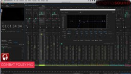 Mix: Chapter 15 - Master Mixer: Foley II (Action Mix)