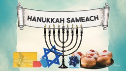 Global Celebration: Hanukkah