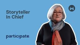Storyteller In Chief