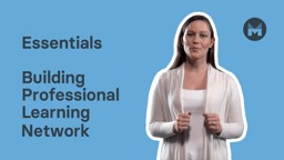 Build a Professional Learning Network