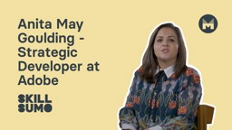 Anita May Goulding: Adobe Strategic Developer