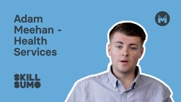 NWRC: Adam Meehan in Health Services