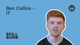 NWRC: Ben Collins in IT
