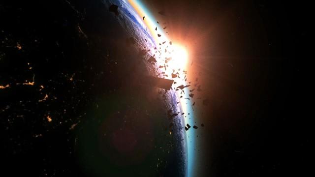 Kessler Syndrome: What Happens When Satellites Collide