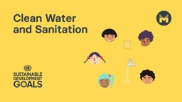 Global Goal 06: Clean Water and Sanitation