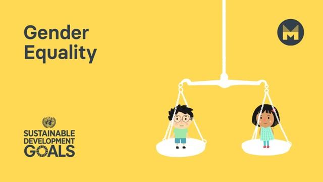 Global Goal 05: Gender Equality