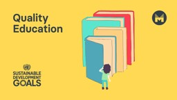 Global Goal 04: Quality Education