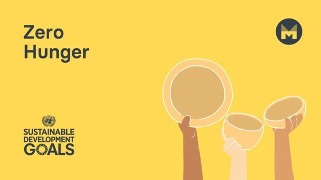 Global Goal 02: Zero Hunger