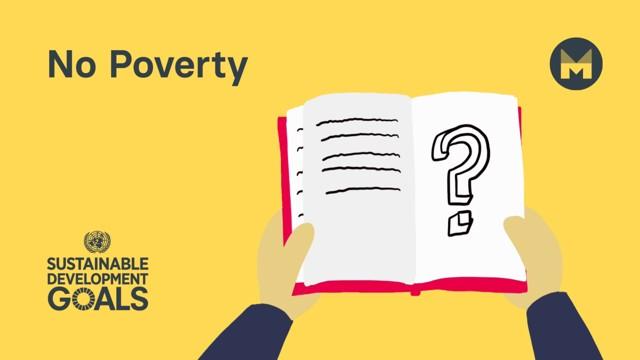 Global Goal 01: No Poverty
