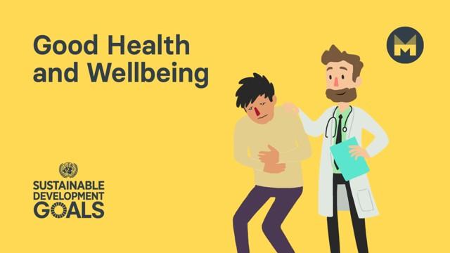Global Goal 03: Good Health and Wellbeing
