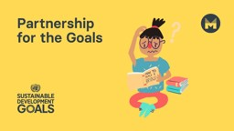 Global Goal 17: Partnerships for the Goals