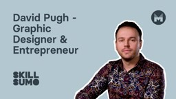 David Pugh: Graphic Designer and Entrepreneur