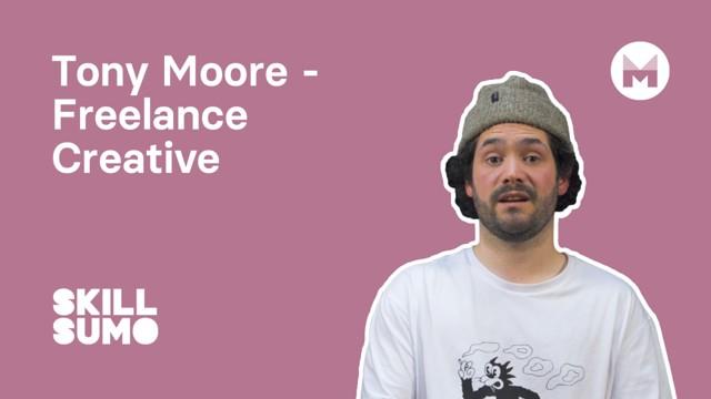 Tony Moore: Freelance Creative