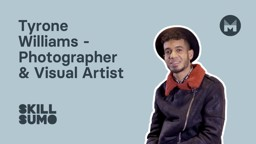 Tyrone Williams: Photographer and Visual Artist