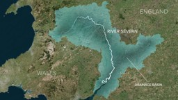 Journey from the Source: River Severn