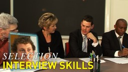 Body Language & Rapport in Interviewing