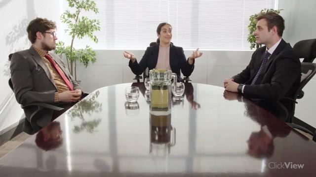 Talking through Conflict: Handling Conflict Conversations