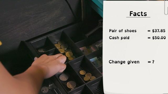 Cash Handling