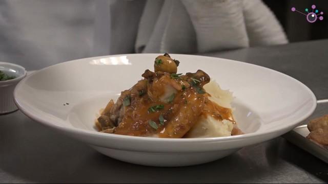 Chicken Chasseur Using Chicken for Sauté