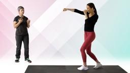 Workout 3: Kick it, Punch it
