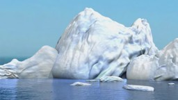 Impact of Melting Glaciers on Water Systems