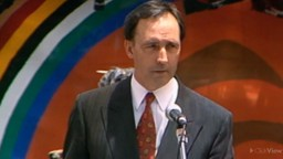 Paul Keating at Redfern
