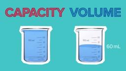 Converting Metric Units: Capacity