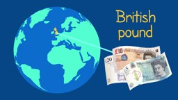 British Currency: Coins and Notes