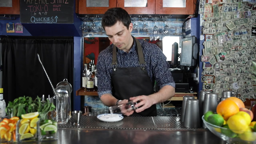 Cocktail Methods: Rolling