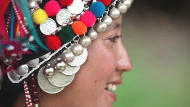 Ethnic Dance: Aini